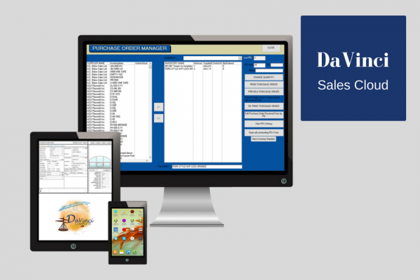 Davinci Sales Cloud
